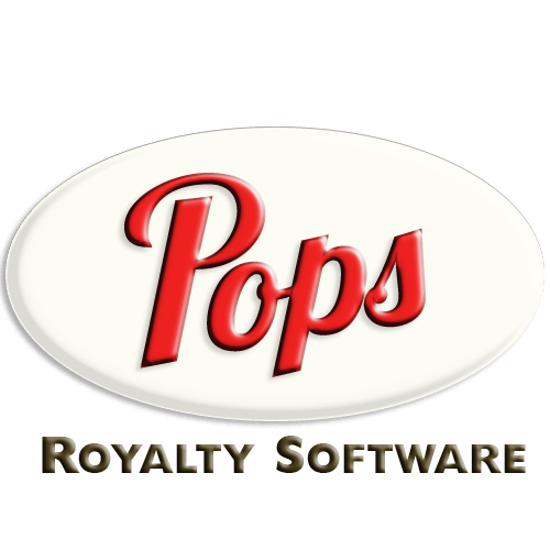 Pops Royalty Manager 3.1.08 released