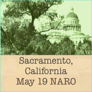 California Gold Country:  NARO 2016 Sacramento