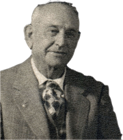 W. G. Pops Phillips portrait