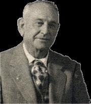 W. G. Pops Phillips portrait