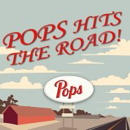 Pops Hits the Road!